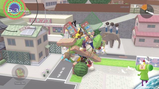 Katamari Damacy Reroll rolls onto PlayStation and Xbox