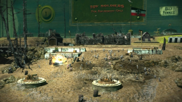 Toy Soldiers HD pushed back