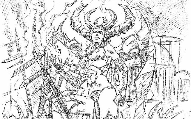 Diablo comic book series announced