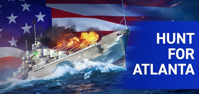 World of Warships: Legends launches new Atlanta Campaign
