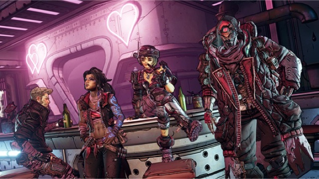 Borderlands 3 is raising caps and breaking hearts