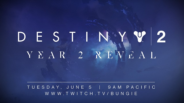 Destiny 2 will reveal Year 2 next week