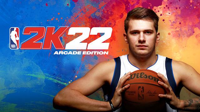 NBA 2K22 coming to Apple Arcade