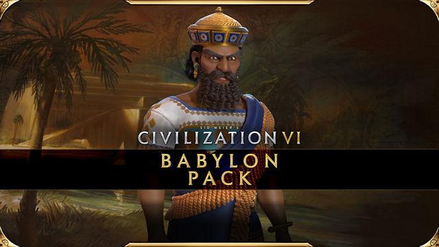 Civilization VI unleashes Babylon