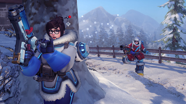 Overwatch launches Winter Wonderland 2019