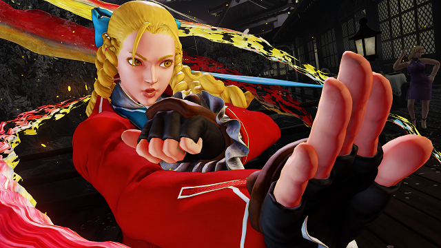 Karin Kanzuki makes her return in Street Fighter V