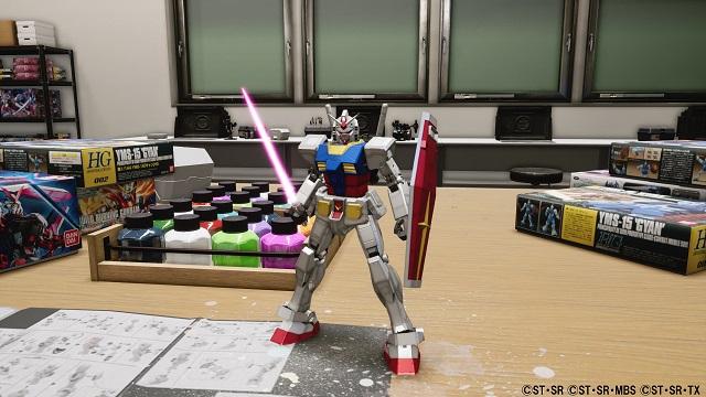 New Gundam Breaker headed to PlayStation 4
