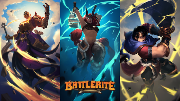 Battlerite launching in November