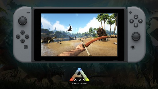ARK: Survival Evolved comes to Switch