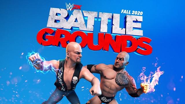 WWE 2K taking a break this year, tags in WWE 2K Battlegrounds
