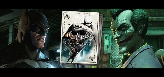 Batman returning to Arkham on PS4 and Xbox One