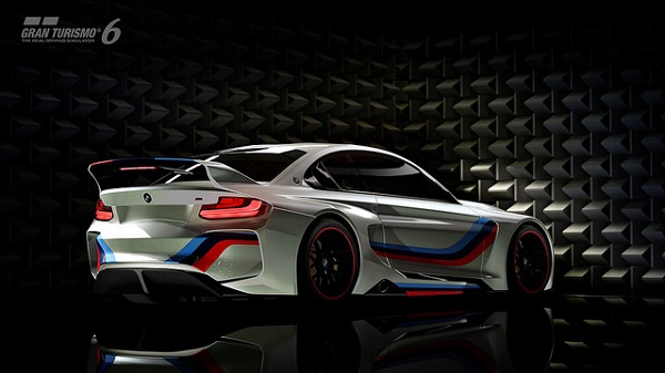 Gran Turismo 6 has a BMW Vision