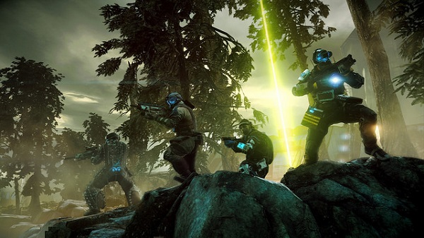 Killzone Shadow Fall adding online co-op