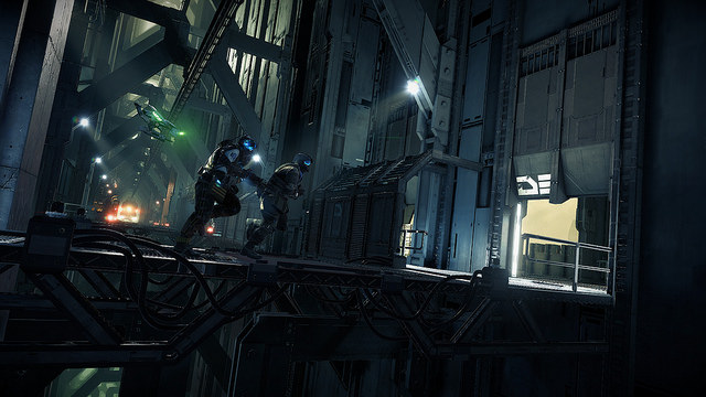 Two free maps released for Killzone: Shadow Fall