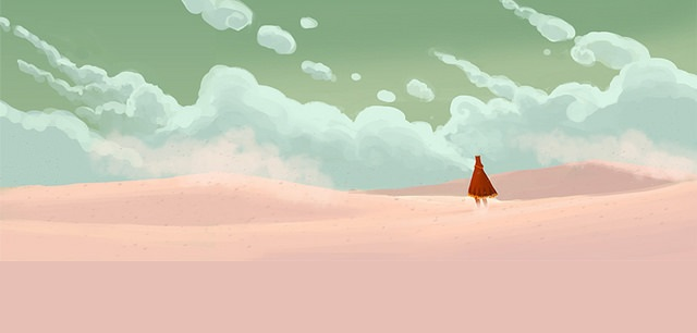 Journey and The Unfinished Swan headed to PS4