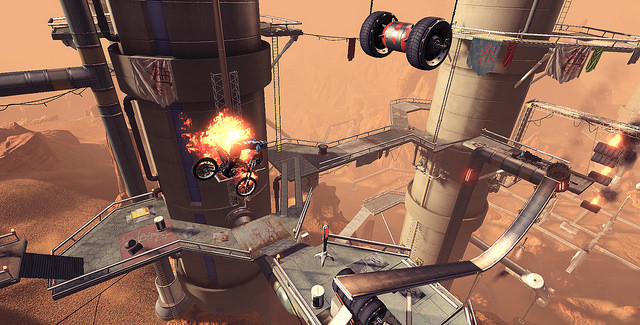 Riders of the Rustlands ride into Trials Fusion