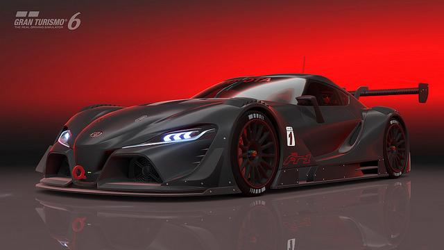 Gran Turismo 6 update adds new cars, tracks, and modes