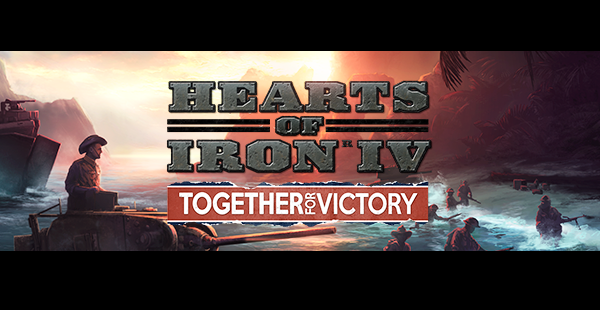 Together for Victory lands in Hearts of Iron IV next week