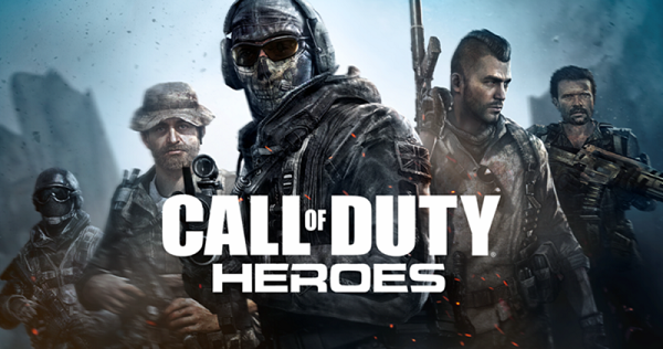 Call of Duty mobilizes Heroes