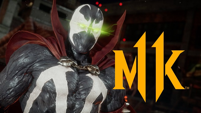 Spawn is ready for kombat
