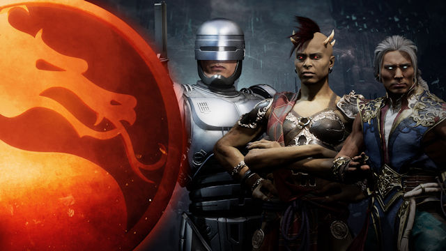 Mortal Kombat 11: Aftermath reveals new character info