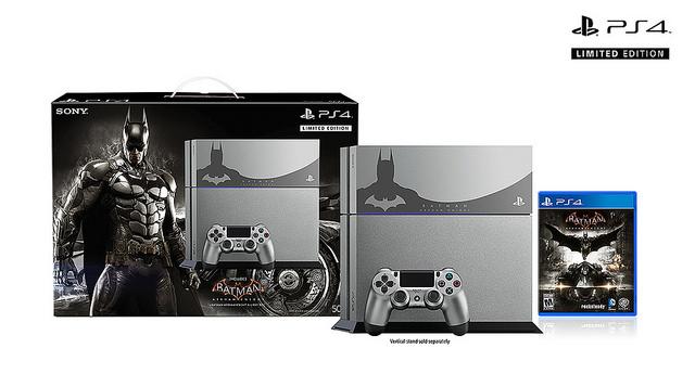 Limited Edition Batman: Arkham Knight PS4 Bundle revealed