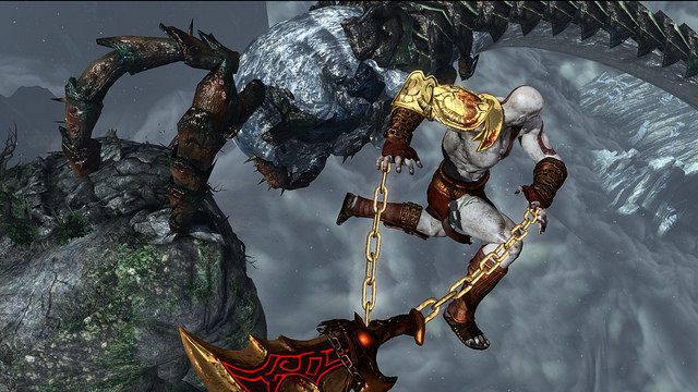 God of War III Remastered unleashed on PS4