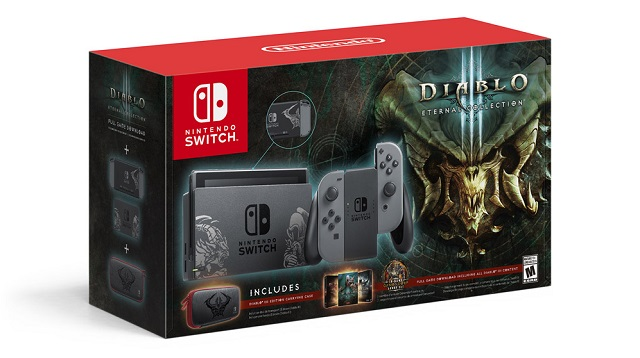 Switch Diablo III bundle revealed