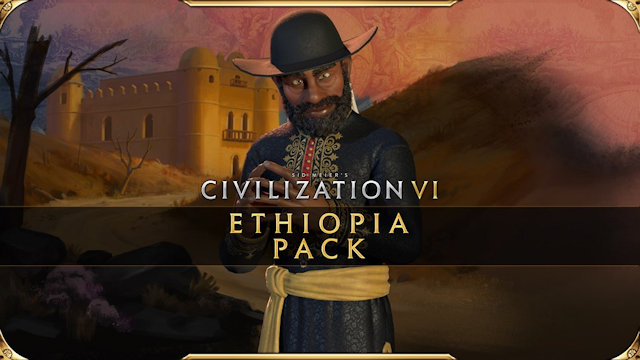 Ethiopia arrives in Civilization VI