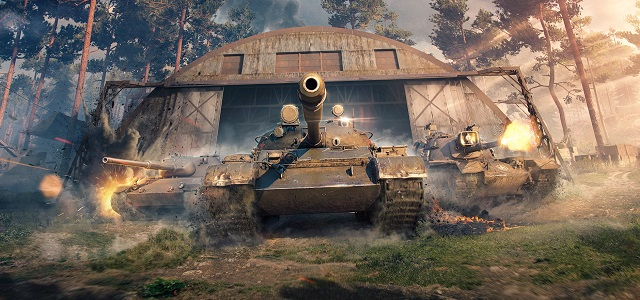 World of Tanks launches major update news image