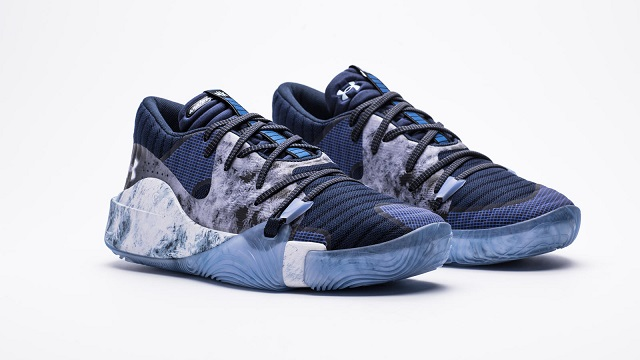 Under Armour and Dennis Smith Jr. create Mortal Kombat 11 basketball shoes