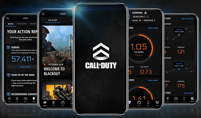 Call of Duty launches Companion App