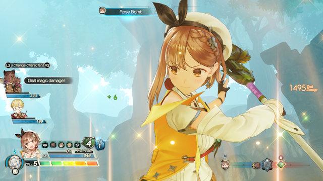 Atelier Ryza 2: Lost Legends & the Secret Fairy no longer lost and secret