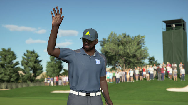 PGA TOUR 2K21 adds new match types and more gear