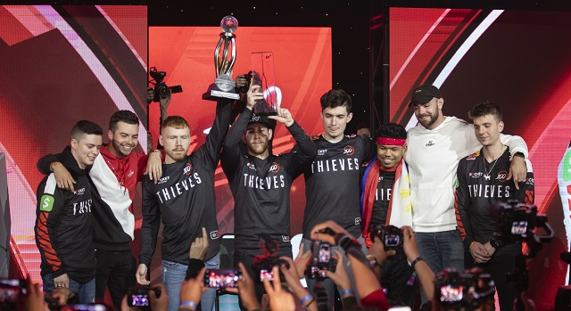 CWL Anaheim Cup champions crowned