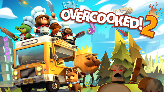 It's order up for Overcooked 2