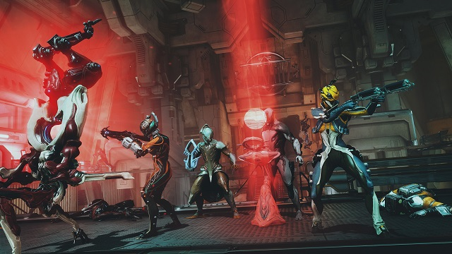 Warframe releases The Jovian Concord