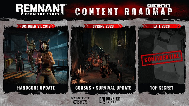 Remnant going hard core