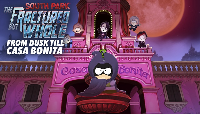 South Park going From Dusk Till Casa Bonita