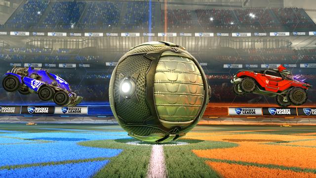 Rocket League races onto Xbox One