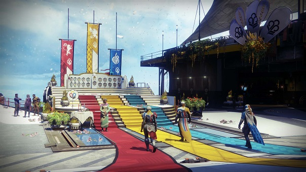 Destiny 2 opens the Guardian Games