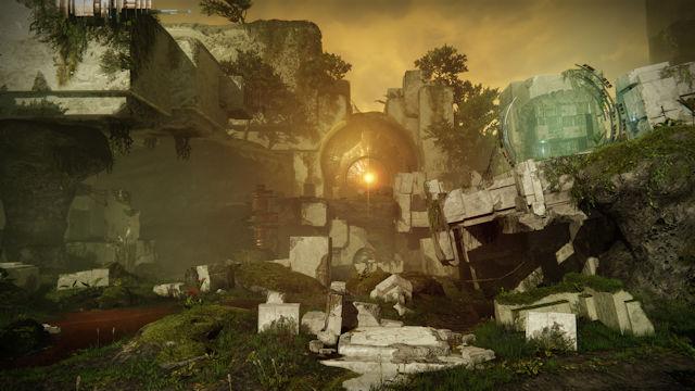 Vault of Glass raid now live in Destiny 2