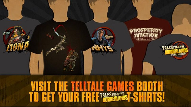 Telltale telling Tales from the Borderlands at PAX