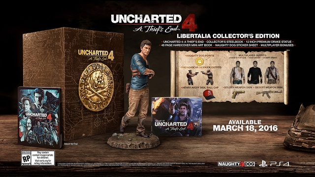 Unchartered 4 has its release date