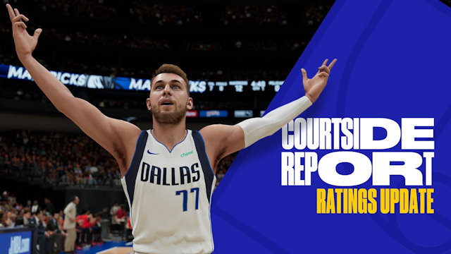 NBA 2K21 releases another player rating update