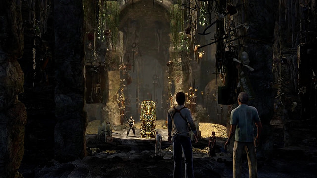 Uncharted: The Nathan Drake Collection comes to the PS4