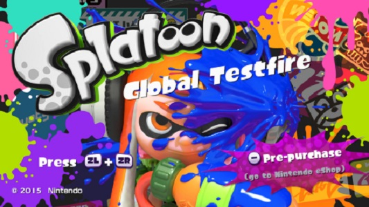 Free Splatoon multiplayer matches begin this week