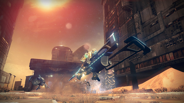 Sparrow Racing League comes to Destiny: The Taken King next week