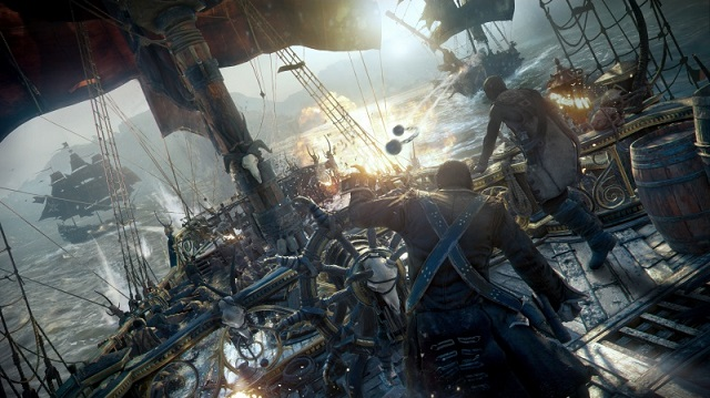 Sail the Hunting Grounds of Skull & Bones as beta registration opens