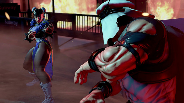 Street Fighter V to tell character stories